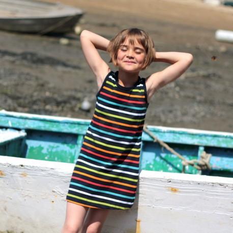 Robe marinière enfant CANNES