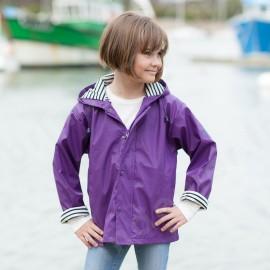 CIRE MARIN enfant/ado NUAGE - Coloris violet