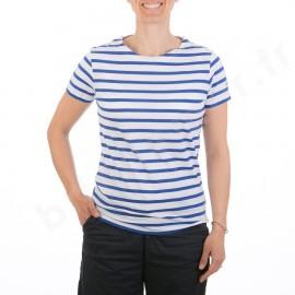 Marinière femme manches courtes REGATE - coloris au choix