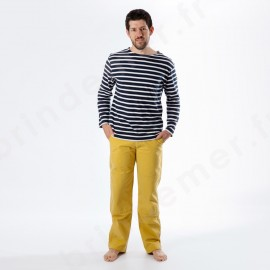 Pantalon Trevor Spi toile légère - marine