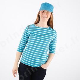 Marinière manches 3/4 Minette Mousqueton - coloris au choix