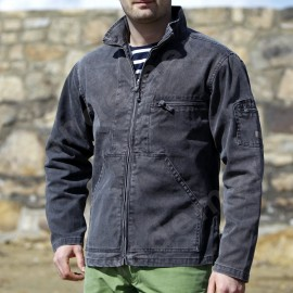 Veste en toile homme KANA -  coloris au choix