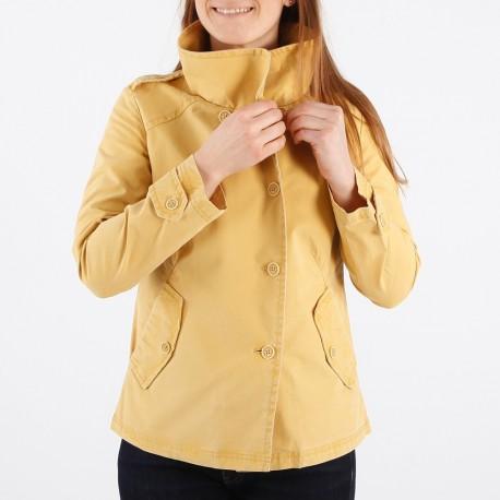 Veste en toile femme YANA SPI - 3 couleurs au choix dab781a790cb