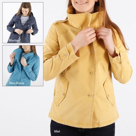 Veste femme YANA SPI - Mousqueton - coloris au choix