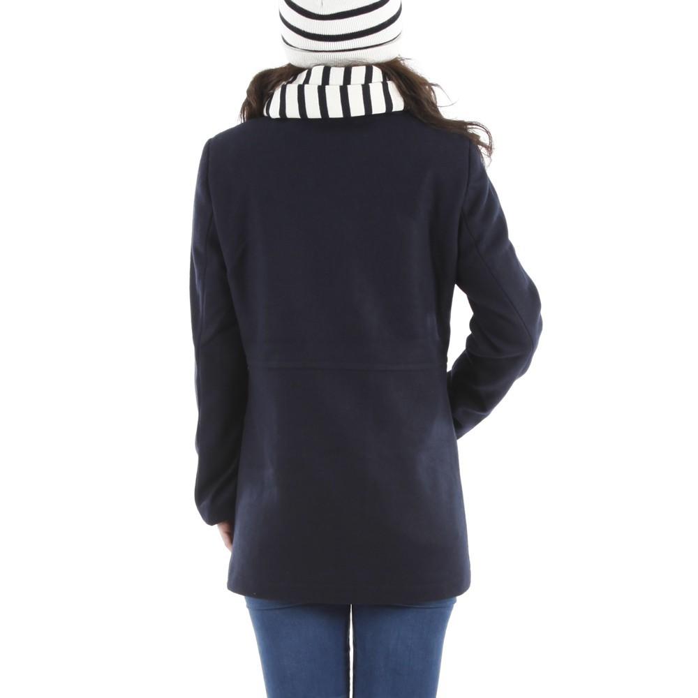 caban en laine pour femme cabestan par la marque captain corsaire. Black Bedroom Furniture Sets. Home Design Ideas