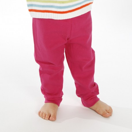 Legging enfant Moussaillon Framboise