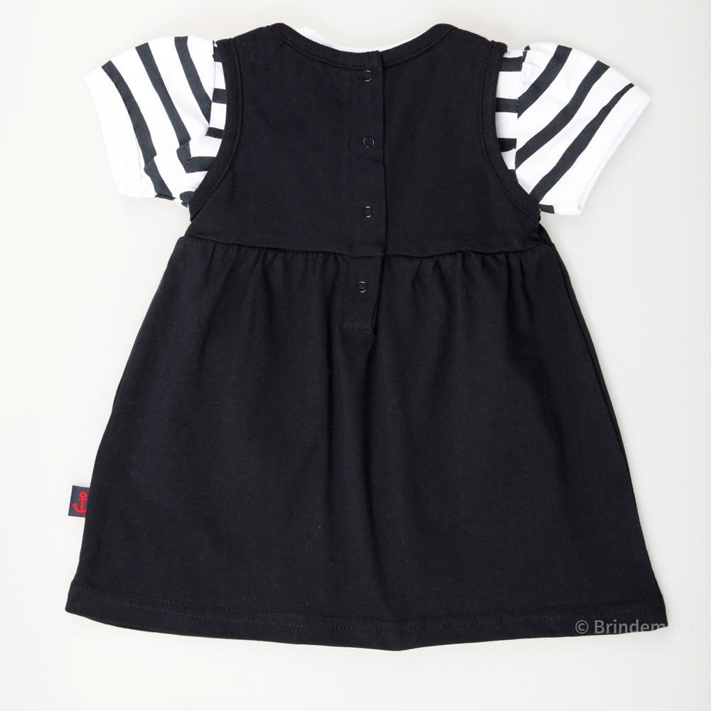 93537d373f4 Ensemble robe chasuble et marinière pour enfant AMBLETEUSE Petits ...