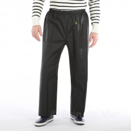 Pantalon POULDO GUY COTTEN noir