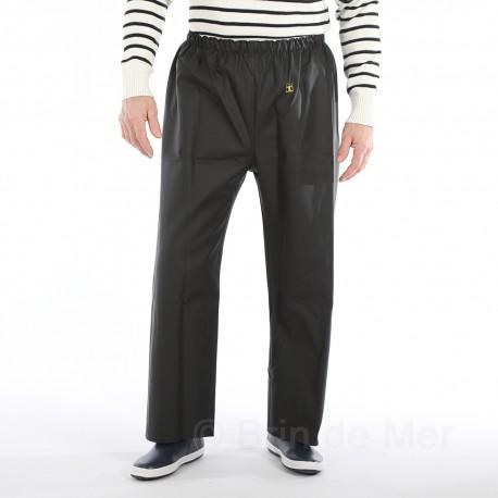 Pantalon POULDO GUY COTTEN noir