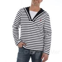 Marinière col marin adulte MERVILLE