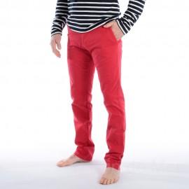 Pantalon homme esprit de la mer - Rouge