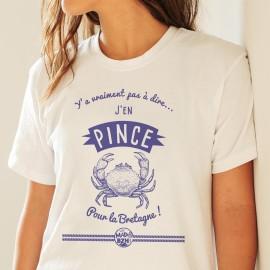 """T-shirt - """"Parfois, je me sens vraiment à l'Ouest en Bretagne"""""""