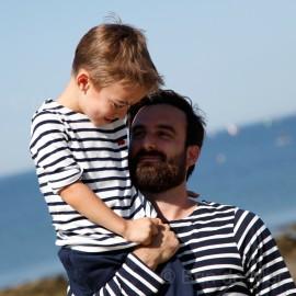 Marinière enfant LA ROCHELLE