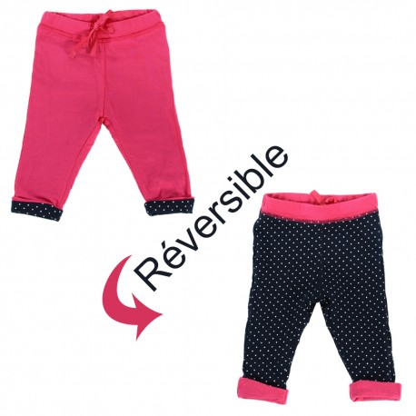 Pantalon réversible SUPER CHOUETTE
