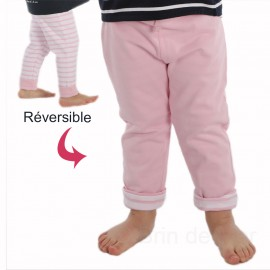 Pantalon réversible SUPER CHOUETTE