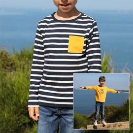 Tee-shirt réversible manches longues DOUBLEFACE