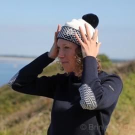 Bonnet en laine ENORA