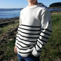 Pull marin enfant breton Brin de Mer