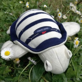 Doudou TORTUE DE MER Saint James