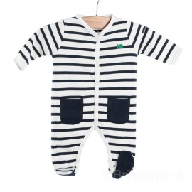 Pyjama en coton bio SALAMECHE