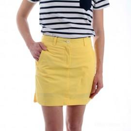 Jupe short pour femme Esprit de La Mer - coloris jaune SUNSHINE