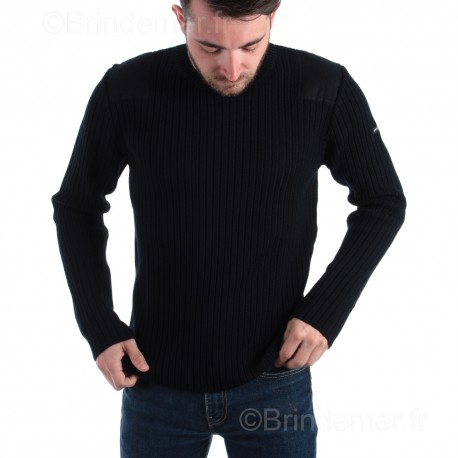 Pull marin militaire GOUVERNAIL