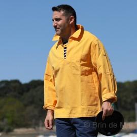 Vareuse Captain Corsaire - WINCH - Jaune (Yellow)