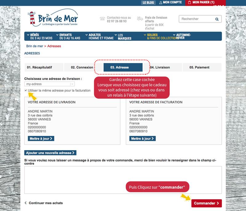 AIDE-livraison-MEME-adresse