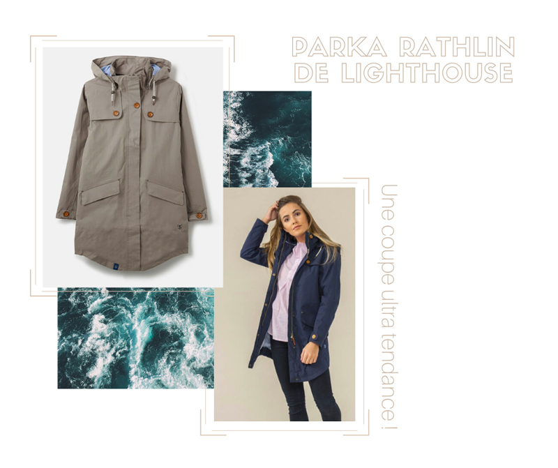 Parka RATHLIN de Lighthouse