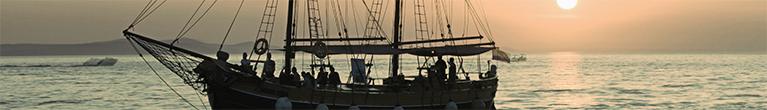 voilier en bretagne sud
