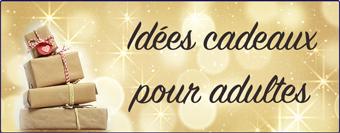 Idées cadeaux de noël pour adultes sur Brin de Mer.fr