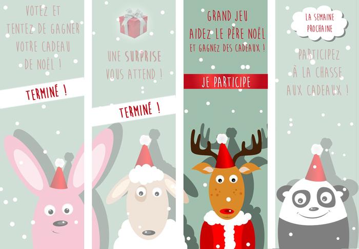 Participer au Jeu de L'Avent Noël sur brindemer.fr