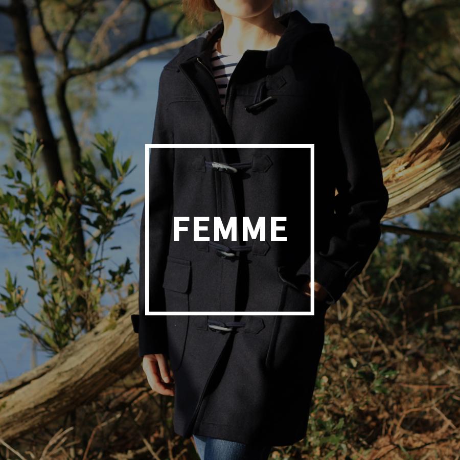 Duffle Coat Femme
