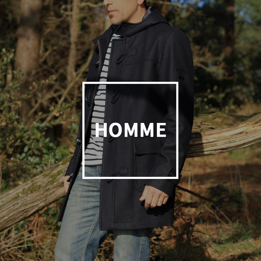 Duffle Coat Homme