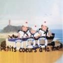 Petits Coeurs à la Mer