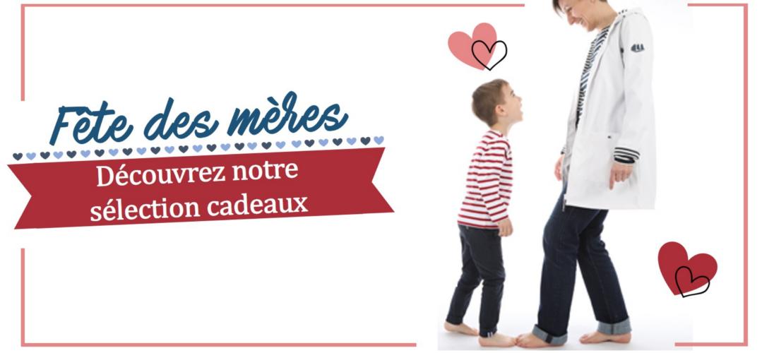 Sélection de cadeaux bretons pour la fête des mères